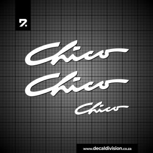 VW Golf Chico Sticker Kit