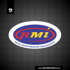 RMI Logo Sticker
