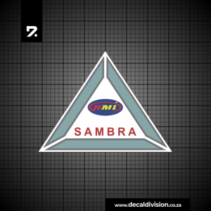 Sambra Logo Sticker