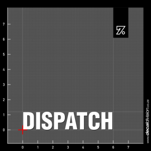 Dispatch Sticker
