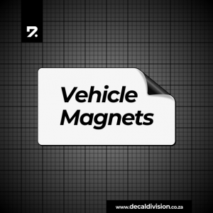 Branded Vehicle Magnets