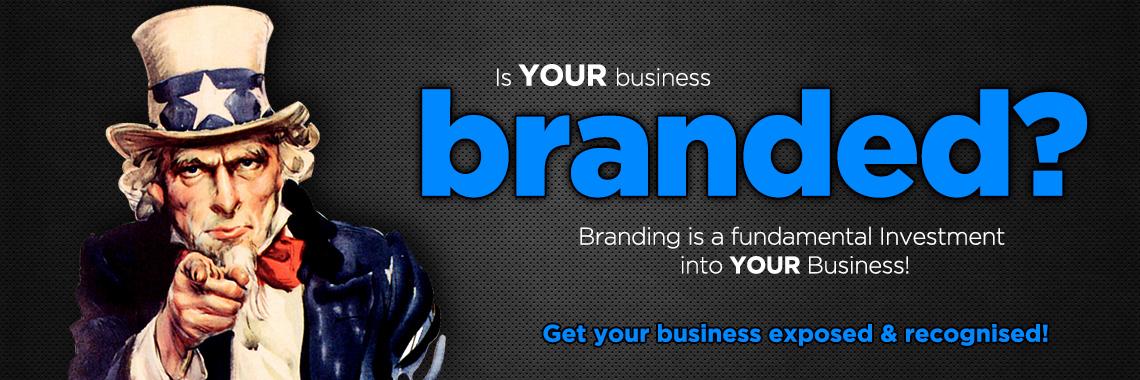 Branding Advert