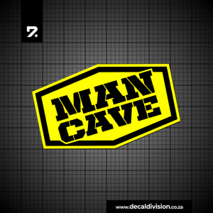 Man-Cave Sign