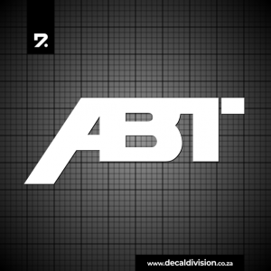 ABT Sportsline Sticker