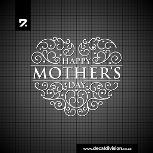Happy Mothers Day Sticker - Classic
