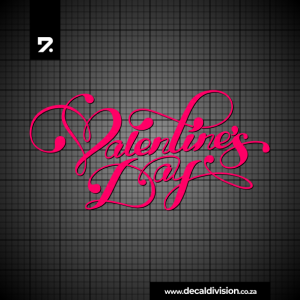 Valentine's Day Sticker B