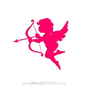 Cupid Sticker A