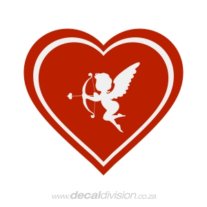 Cupid Sticker C