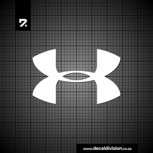 Under Armour Logo Sticker