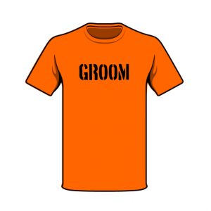 Bachelor Party Prison T-Shirts - Groom