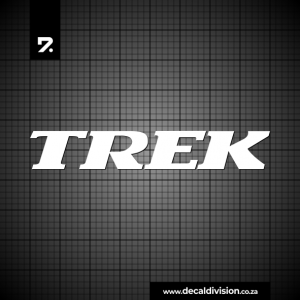 Trek Bikes Logo Sticker