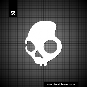 Skullcandy Logo Sticker