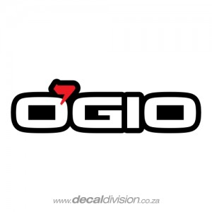 Ogio Logo Sticker